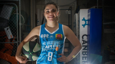 Abby Cubillo will get a chance to celebrate her heritage