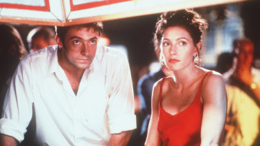 Jackman and Karvan in Paperback Hero.
