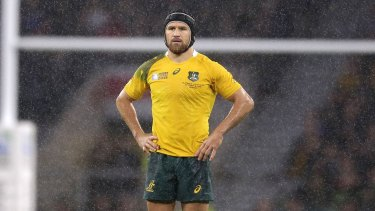 Matt Giteau says he'll keep playing until the enjoyment of rugby disappears.