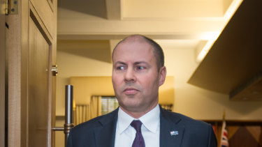 Treasurer Josh Frydenberg is staring down the barrel of his first real economic challenge.