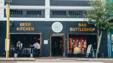 The Victoria Park gastropub was named Australia's best beer venue for 2018.