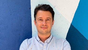 Ilter Dumduz, founder of mobile massage business Blys.