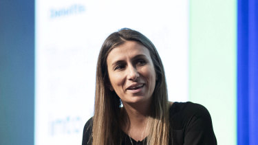 Fleet CEO Flavia Tata Nardini says tech really needs a global approach.