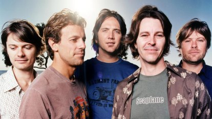 Four stars for Powderfinger's new album – not bad for a band that's not together