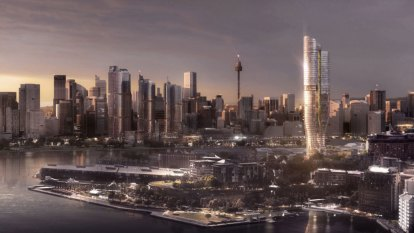 In sign of support for The Star's hotel tower, Berejiklian orders snap review