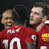 Gutsy Liverpool maintain unbeaten Premier League run