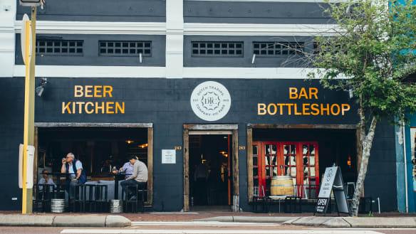 Vic Park gastropub named Australia's best beer venue