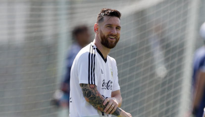 France vow to end Lionel Messi's World Cup dreams