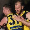 Tigers roar into VFL grand final