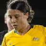 'A great opportunity': Gustavsson's Matildas ready to shine on biggest stage