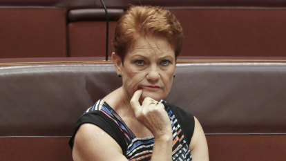 One Nation struggling to field 'good candidates' ahead of WA election: Hanson