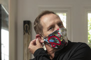 entertainer Todd McKenney has found a way to produce high-quality facemasks, while giving a much-needed leg-up to all the designers and theatrical wardrobe professionals devastated by the COVID-19 shutdown.