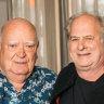 Promoters Michael Chugg and Michael Gudinski get the band back together