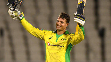 Alex Carey will captain Australia in the first ODI against the West Indies after Aaron Finch was ruled out with injury.