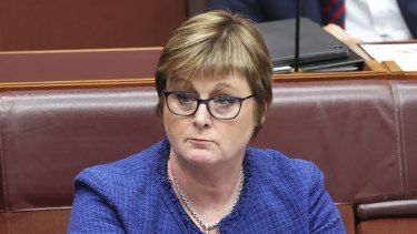 Linda Reynolds is the Minister for the National Disability Insurance Scheme.