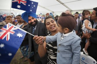 By the 2000s, Indians were well and truly Australian Indians.