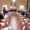 'I hate ISIS more than you do': At White House meeting, insults fly