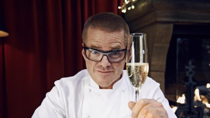 Heston Blumenthal on heroin, ADHD and the meaning of life