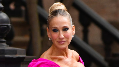 In her shoes: SJP on heels, women and having it all