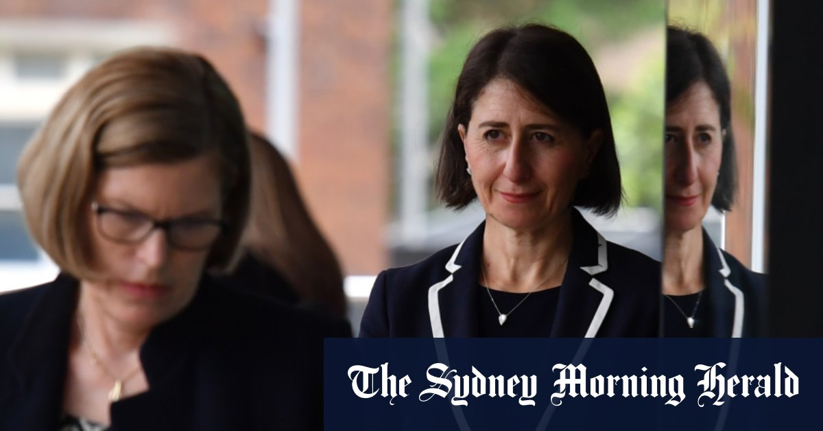 'Holding your nerve': Premier Berejiklian lashes out at border closures – Sydney Morning Herald