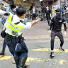 Facebook cleared over footage of police shooting Hong Kong protester
