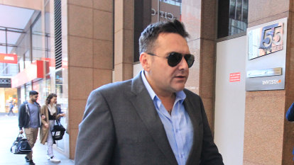 Building industry figure George Alex arrested over money laundering, tax evasion