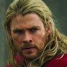 Hemsworth honoured as he turns his powers to charity
