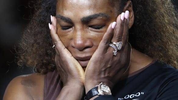 Serena Williams was out of line, says Martina Navratilova