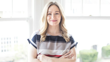 Kate Kendall, serial entrepreneur and head of Atto accelerator.