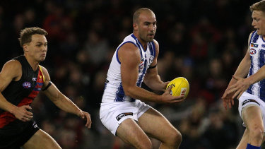 Ben Cunnington's action may be scrutinised by the match review officer.