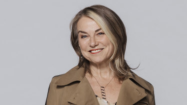 Psychotherapist and podcast host Esther Perel.