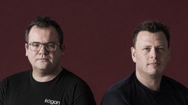 Options for Kogan CEO Ruslan Kogan and CFO/COO David Shafer have been approved.