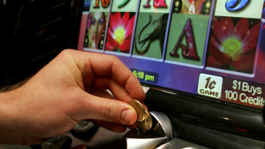Coles is looking to get out of its pokies portfolio.