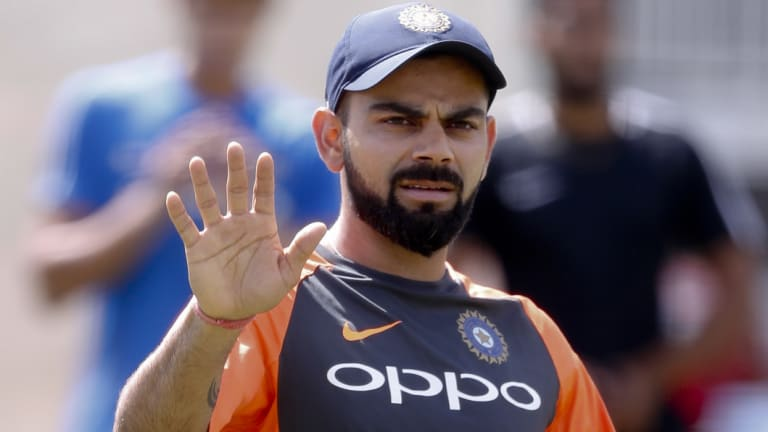 """When it comes to the wickets falling quickly, it's more of a mental aspect than technical"": Virat Kohli."