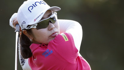 Japan's Higa leads US Women's Open