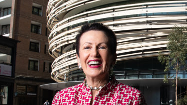 Clover Moore is widely expected to compete for another term as Sydney Lord Mayor.