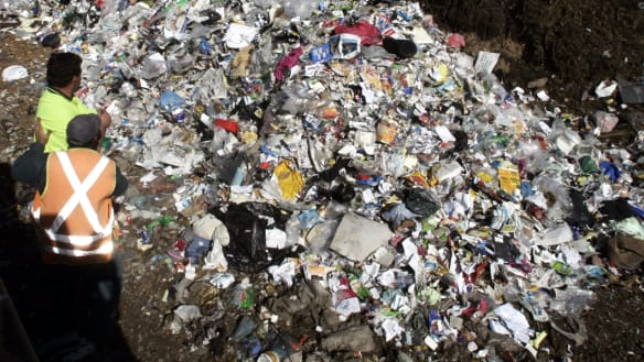 State hoards $500 million for recycling as waste management crisis escalates