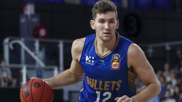 Will Magnay has been tipped to move to the NBA.