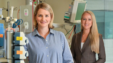 Donation specialist nursing co-ordinator Jeramie Carson and acting director of nursing and operations Leanne McEvoy both work for DonateLife Victoria, which is on the hunt for more highly trained nurses.