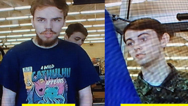Kam McLeod, 19, and Bryer Schmegelsky, 18.
