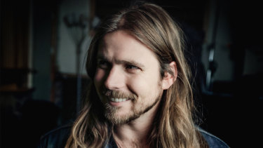 """Lukas Nelson: """"You have to have one thing that separates you from the crowd and for me that thing is songwriting."""""""