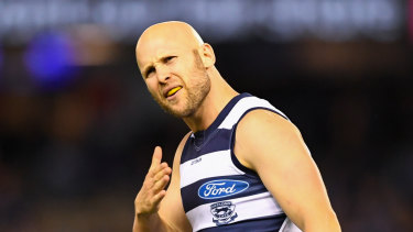 Gary Ablett won't challenge his one-match ban.