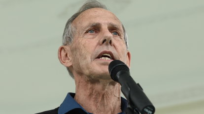 Greed won in federal election: Bob Brown