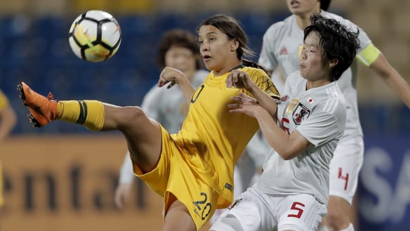 Matildas lose Asian Cup final to Japan after 84th-minute goal