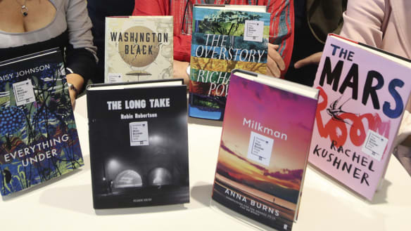 Big reads are missing on Booker Prize shortlist