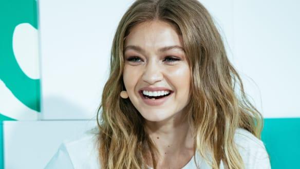The Goss: Gigi Hadid's message to her critics: 'F you'