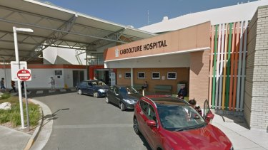 Caboolture Hospital.