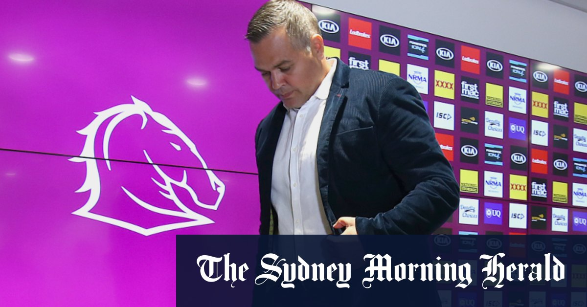 'I didn't realise there would be so many agendas': Seibold hits out at former Broncos – Sydney Morning Herald