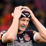 Ponga looks to lift after Origin blow