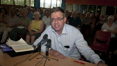 Queensland LNP Senator Paul Scarr.